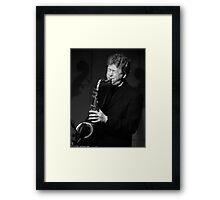 Chris Hunter Framed Print