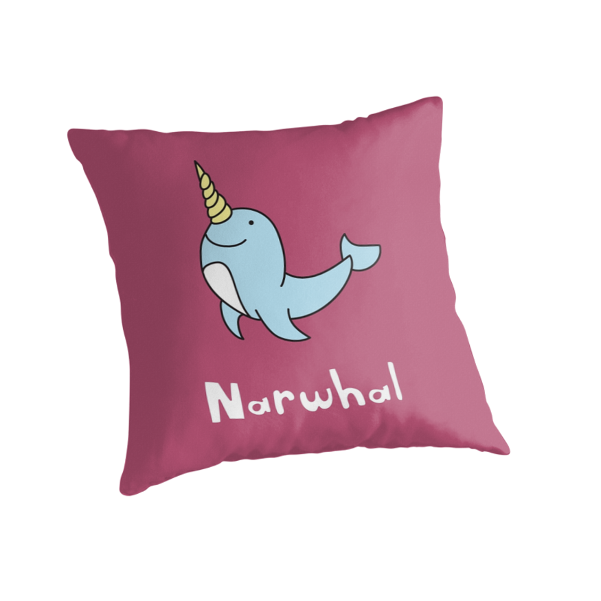 N for Narwhal by Gillian J.