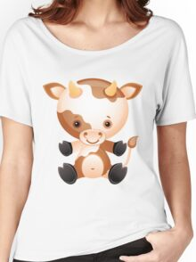 Calf like a doll Women's Relaxed Fit T-Shirt