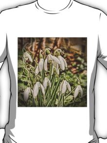 Snowdrops T-Shirt