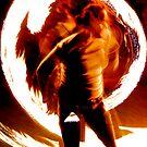 Fire series 3 by Paul Mercer-People