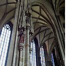 St. Stephen's Cathedral, Vienna by goddarb
