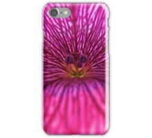 Deep within iPhone Case/Skin