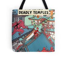 The Adventures of Daredevil: The Seven Deadly Temples Tote Bag
