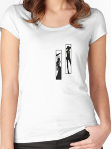 Persona 4 Rise Women's Fitted Scoop T-Shirt