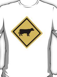 Cattle Sign T-Shirt