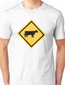 Cattle Sign Unisex T-Shirt