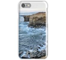 Sunset Cliffs CALIFORNIA iPhone Case/Skin