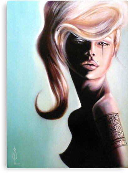 Vixen by Sylvia Lizarraga