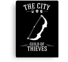 Thief - Guild of Thieves Canvas Print