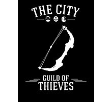 Thief - Guild of Thieves Photographic Print