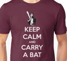 Keep Calm and Carry A Bat Unisex T-Shirt