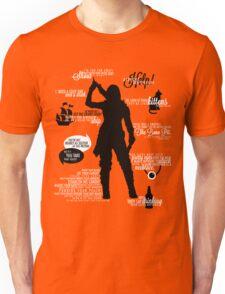Dragon Age - Isabela Quotes Unisex T-Shirt