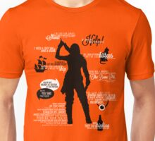 Dragon Age - Isabela Quotes Unisex T-Shirt