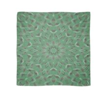 Green Panel Scarf