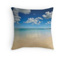 Where The Bloody Hell Are Ya? Throw Pillow