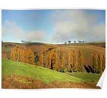 Ensay, East Gippsland, Victoria, Australia Poster