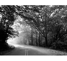 Follow That Road Photographic Print