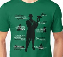 Dragon Age - Solas Quotes Unisex T-Shirt