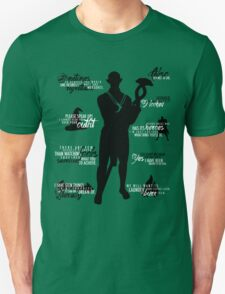 Dragon Age - Solas Quotes T-Shirt