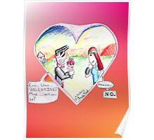 Valentine Failure Poster