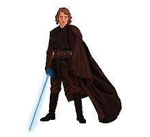 Anakin Skywalker Photographic Print