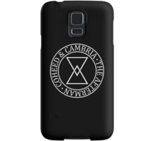 After Hourglass Samsung Galaxy Case/Skin