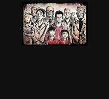 The Royal Tenenbaums, Art, Director, Wes Anderson, Illustration, Drawing,  luke wilson, ben stiller, movie, home, margot, richie, tenenbaum,  Gene Hackman, Gwyneth Paltrow, Anjelica Huston Unisex T-Shirt