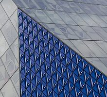 A Corner of Ryerson University's New Learning Centre by Gerda Grice