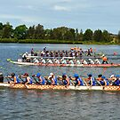 Dragon Boats -- Get set Go Go Go !!! by Heabar