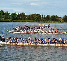 Dragon Boats -- Get set Go Go Go !!! by Heabar