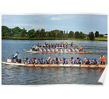 Dragon Boats -- Get set Go Go Go !!! Poster