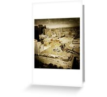 3606 Urban Greeting Card