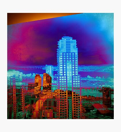 3579 Urban Photographic Print