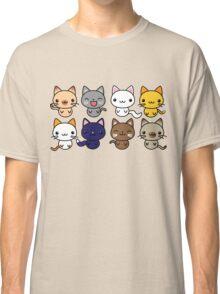 Cute Kitty Cats Classic T-Shirt