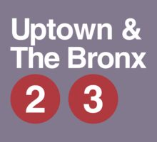 Uptown & The Bronx Kids Tee