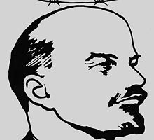 Lenin by michaelwpg