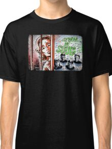 Carnival of Souls, Art, joe badon, horror, sci fi, science fiction, b-movie, bmovie, cult classic retro film criterion candace hilligoss herk harvey thriller circus 60's 50's vintage  Classic T-Shirt