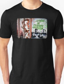 Carnival of Souls, Art, joe badon, horror, sci fi, science fiction, b-movie, bmovie, cult classic retro film criterion candace hilligoss herk harvey thriller circus 60's 50's vintage  Unisex T-Shirt