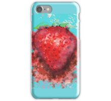 Strawberry Fantasy  iPhone Case/Skin