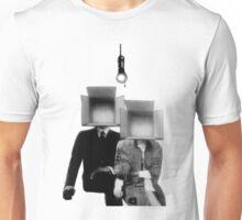 Mr & Mrs Boxhead Unisex T-Shirt