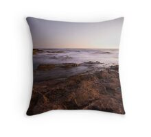 Kilcunda Coastline Throw Pillow
