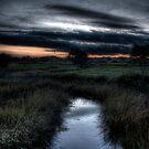 Sundown Creek by Tim Mannle
