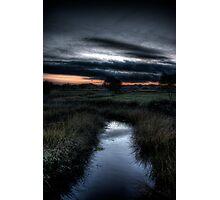 Sundown Creek Photographic Print