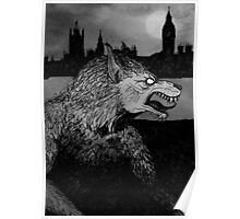 Werewolf in London Poster