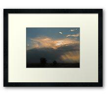 725 Framed Print