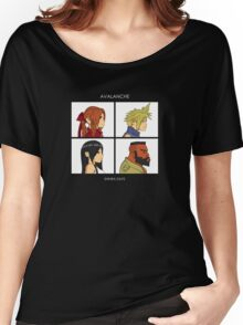 Shinra Days Women's Relaxed Fit T-Shirt
