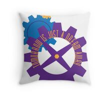Tomorrow Is Just A Dream Away Throw Pillow