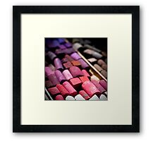 Colorful Tools 3 Framed Print