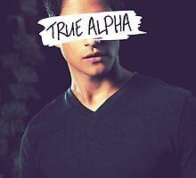 Scott McCall   True Alpha by mumford-and-bum